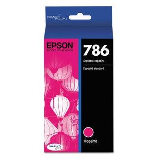 Epson T786320 (786) DURABrite ULettera Ink Magenta
