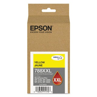 Epson T788XXL420 (788XXL) DURABrite Ultra XL PRO High-Yield Ink Yellow