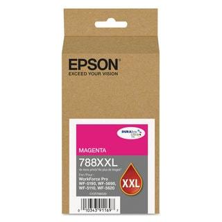 Epson T788XXL320 (788XXL) DURABrite ULettera XL PRO High-Yield Ink Magenta