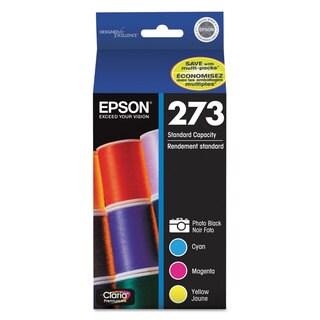 Epson T273520 (273) Claria Ink Tri-Color