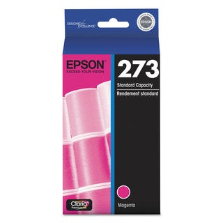 Epson T273320 (273) Claria Ink Magenta