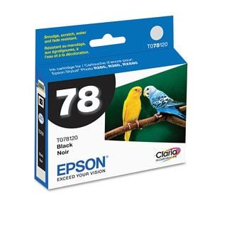 Epson T078120 (78) Claria Ink Black