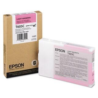 Epson T605C00 Ink Light Magenta