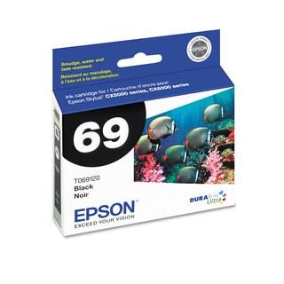 Epson T069120 (69) DURABrite Ink Black