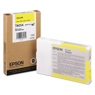 Epson T605400 (60) Ink Yellow