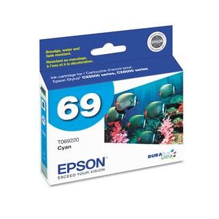 Epson T069220 (69) DURABrite Ink Cyan