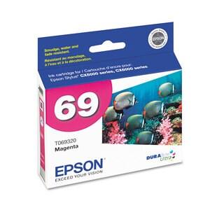 Epson T069320 (69) DURABrite Ink Magenta