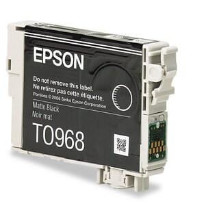 Epson T096820 (96) Ink Matte Black