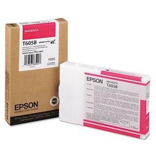 Epson T605B00 Ink Magenta
