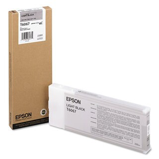 Epson T606700 (60) Ink Light Black