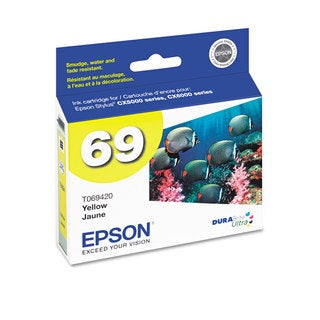 Epson T069420 (69) DURABrite Ink Yellow