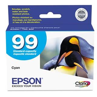 Epson T099220 (99) Claria Ink Cyan