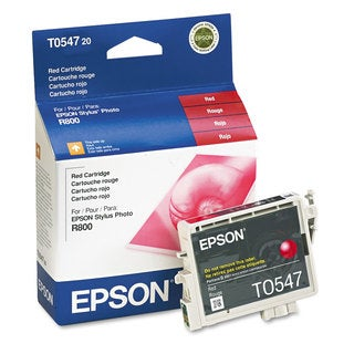 Epson T054720 (54) Ink Red