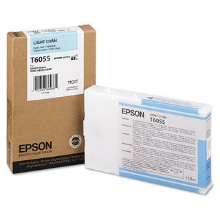 Epson T605500 (60) Ink Light Cyan