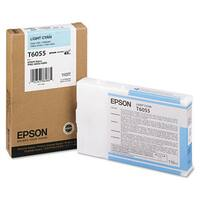 Epson T605500 (60) Ink Light Cyan