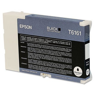 Epson T616100 DURABrite Ultra Ink Black