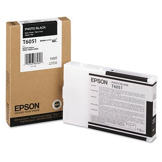 Epson T605100 (60) Ink Photo Black