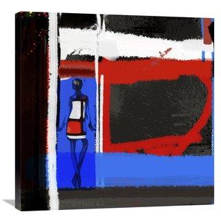 Naxart Studio 'Art Scene' Stretched Canvas Wall Art