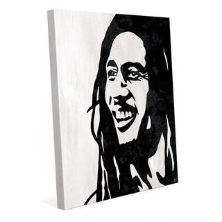 'Bob Marley' Canvas Wall Art Print