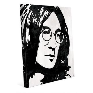 'John Lennon' Wall Art Print on Canvas