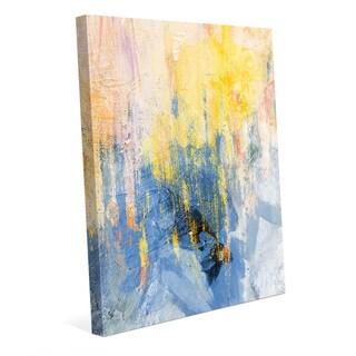 Memorium Bluebell Canvas Wall Art
