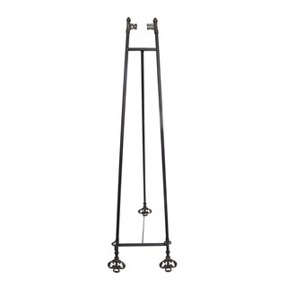 Jeco Black/Gold Metal Easel with Key Tips