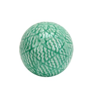 Jeco Ceramic 3.7-inch 3-piece Decorative Sphere Set