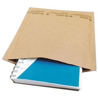 Universal Jiffy Natural Self-Seal Cushioned Mailer #0 Natural Kraft 200/Carton