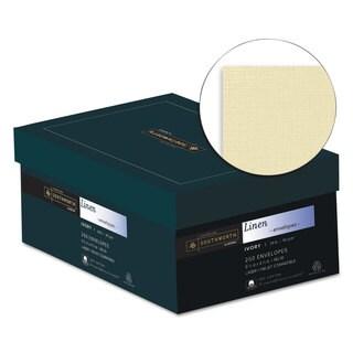 Southworth 25-percent Cotton #10 Envelope Ivory 24-pound Linen 250/Box