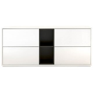 Olivia High Gloss White Buffet