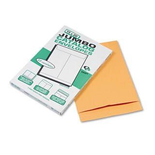 Quality Park Jumbo Size Kraft Envelope 15 x 20 Brown Kraft 25/Pack