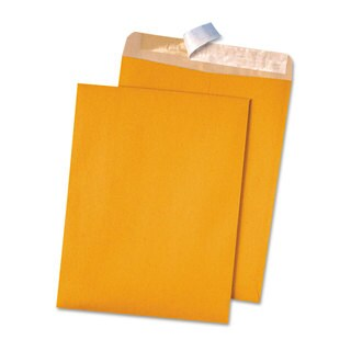 Quality Park 100-percent Recycled Brown Kraft Redi-Strip Envelope 10 x 13 Brown Kraft 100/Box