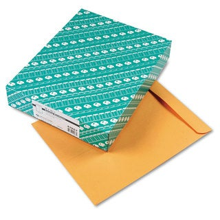 Quality Park Catalog Envelope 12 x 15 1/2 Brown Kraft 100/Box