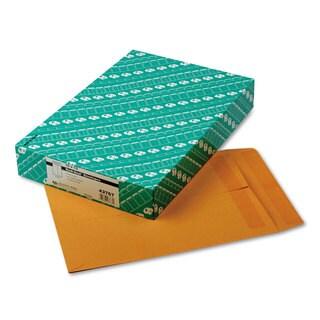 Quality Park Redi-Seal Catalog Envelope 10 x 13 Brown Kraft 100/Box