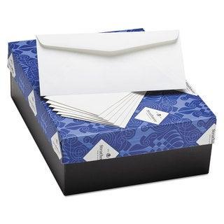 Strathmore 25-percent Cotton Business Envelopes Bright White Wove Finish 24 -pound 4 1/8 x 9 1/2