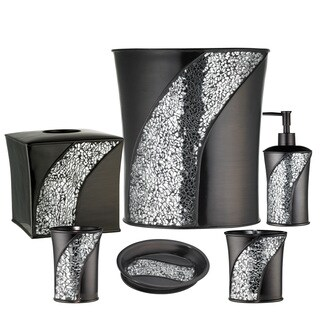 Luxury Bath Accessory Collection Set or Separates (More options available)