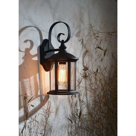 Torres 1 Light Outdoor Wall Lantern - N/A