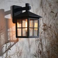 Sampson 1 Light Outdoor Wall Lantern