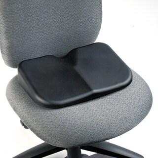Safco Softspot Seat Cushion 15-1/2-inch wide x 10-inch deep x 3-inch high Black