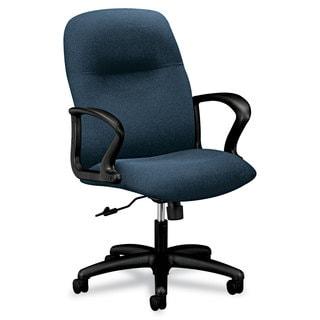HON Gamut Series Managerial Mid-Back Swivel/Tilt Chair Cerulean