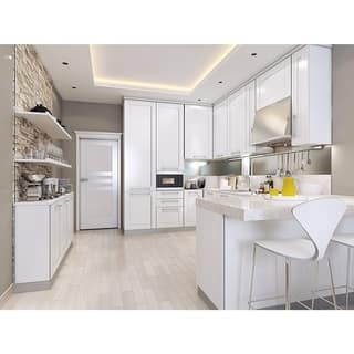 Buy hardwired under cabinet lighting online at overstock our lithonia lighting cmns l23 1ll 120v 840 2 foot 1 light white led striplight aloadofball Image collections