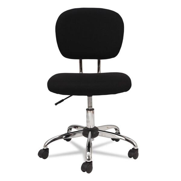 OIF Mesh Task Chair Arms Black