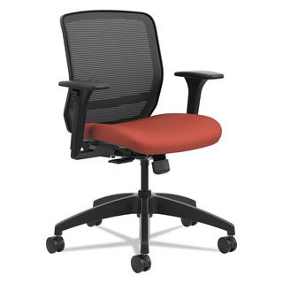 HON Quotient Series Mesh Mid-Back Task Chair Poppy
