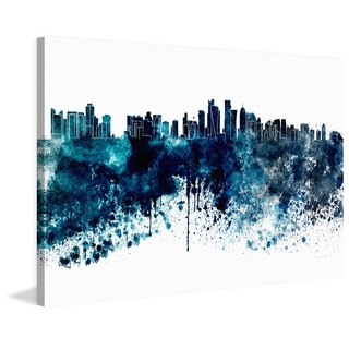 Marmont Hill - 'Scenery' Painting Print on Wrapped Canvas