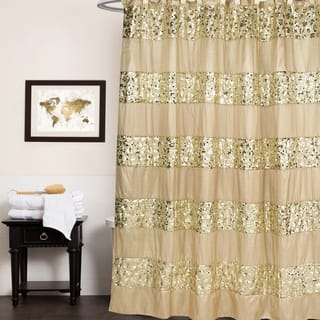 luxury shower curtain and hooks set or separates - Luxury Shower Curtains