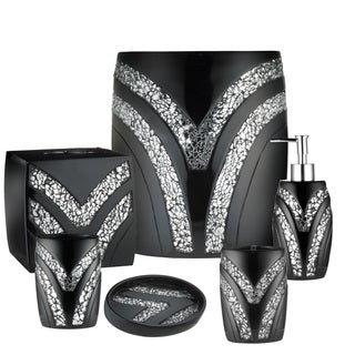 Luxury Bath Accessory Collection Set or Separates (5 options available)