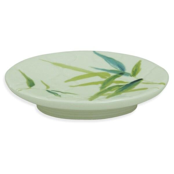 Zen Bamboo Soap Dish