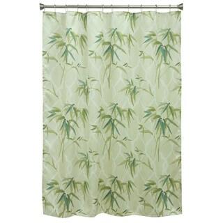 Zen Bamboo Shower Curtain