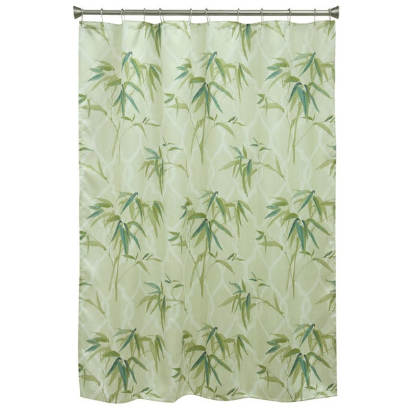 Shop Zen Bamboo Shower Curtain - Free Shipping On Orders Over $45 ...