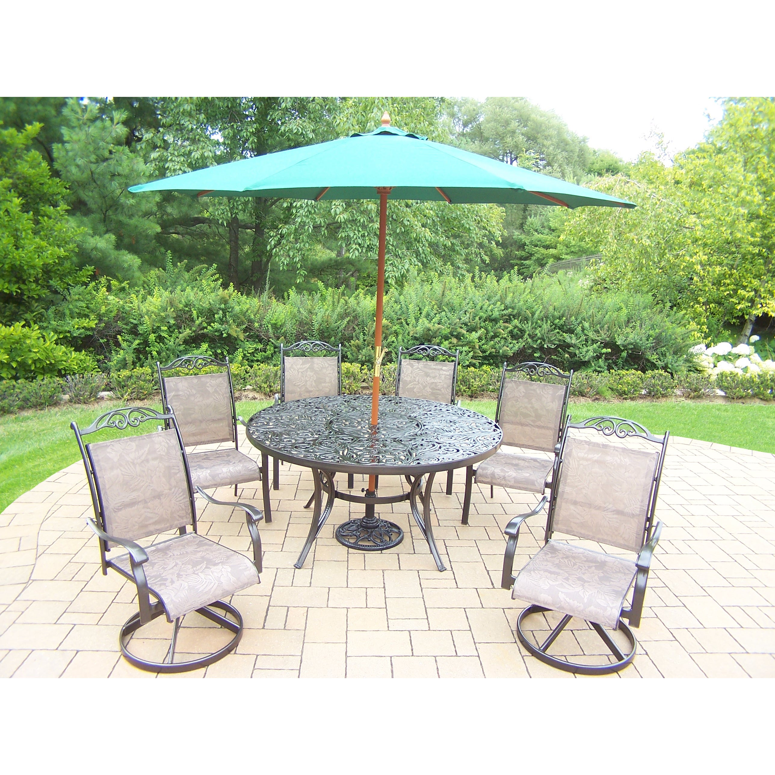 furniture room wicker cushions umbrella aluminum patio dining full size of for wood metal outdoor rustic outsmarting hole indoor uk wooden vs usa with table